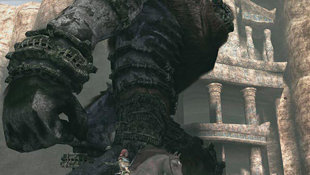 Shadow of the Colossus Screenshot 2