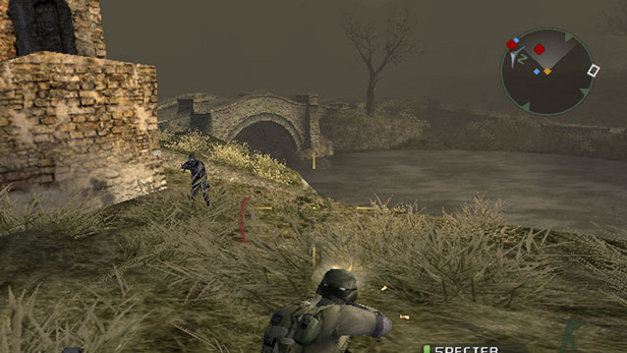 SOCOM 3: U.S. Navy SEALs Screenshot 1