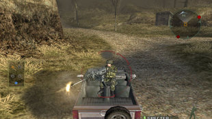 SOCOM 3: U.S. Navy SEALs Screenshot 2