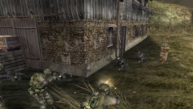 SOCOM 3: U.S. Navy SEALs Screenshot 7