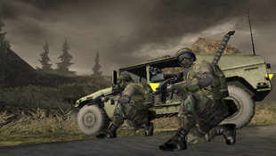 SOCOM 3: U.S. Navy SEALs Screenshot 8