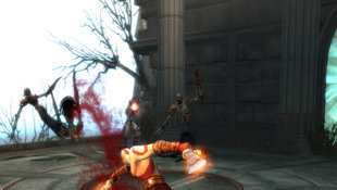 God of War® II Screenshot 2