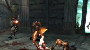 God of War® II Screenshot 3