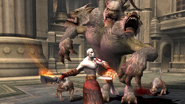 God of War® II Screenshot 16