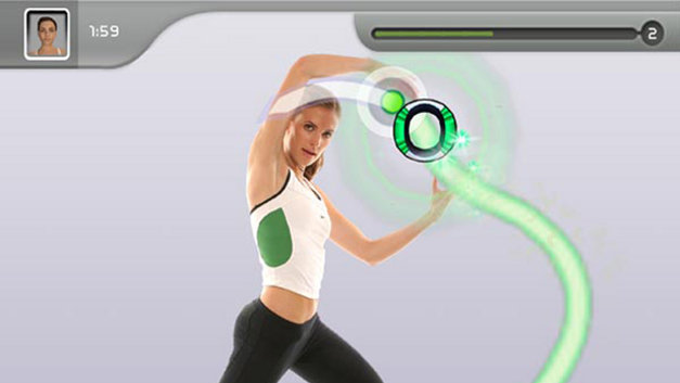 EyeToy: Kinetic™ w/ Camera Screenshot 1