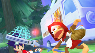 Ape Escape® 3 Screenshot 3