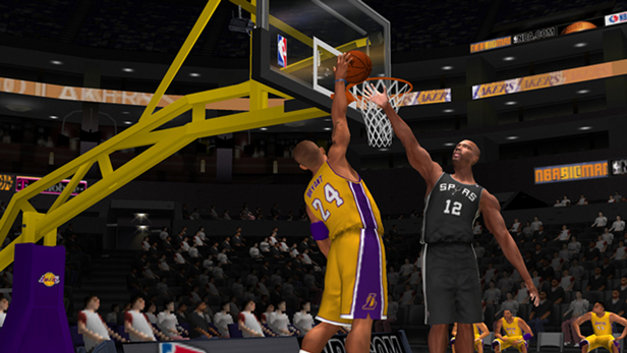 NBA 07 featuring The Life Volume 2 Screenshot 1