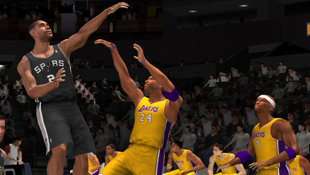 NBA 07 featuring The Life Volume 2 Screenshot 2