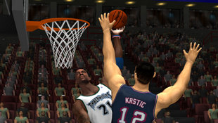 NBA 07 featuring The Life Volume 2 Screenshot 6