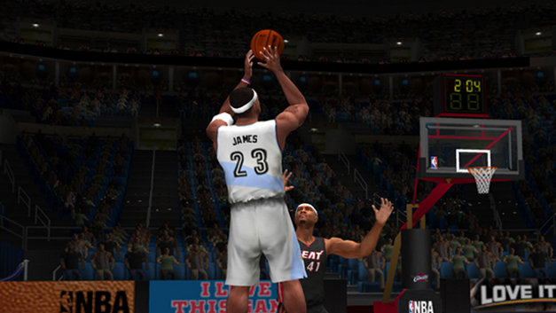 NBA 07 featuring The Life Volume 2 Screenshot 7