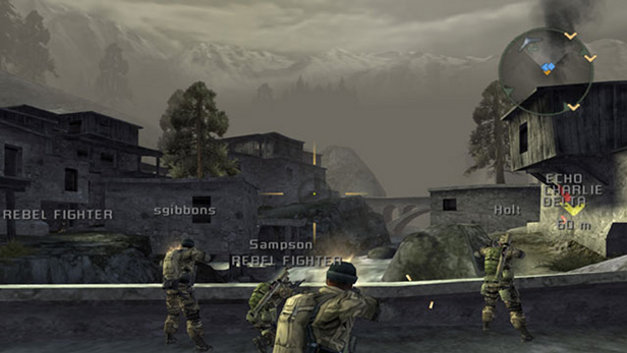 SOCOM U.S. Navy SEALs Combined Assault Screenshot 4