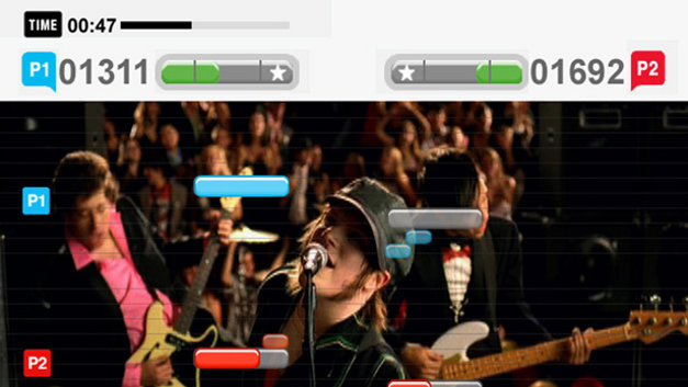 SingStar® Rocks! Screenshot 1