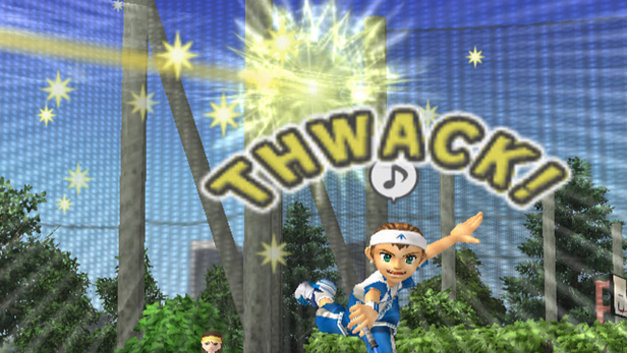 Hot Shots Tennis Screenshot 7