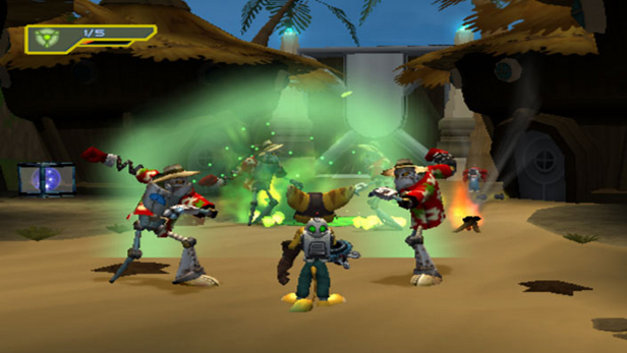 Ratchet & Clank®: Size Matters Screenshot 1