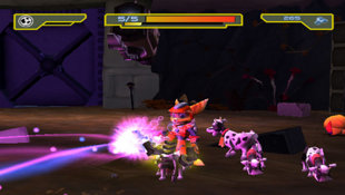 Ratchet & Clank®: Size Matters Screenshot 2
