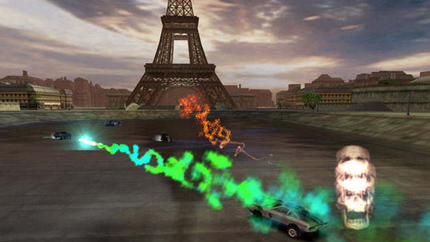 Twisted Metal™: Head-On Extra Twisted Edition Screenshot 1