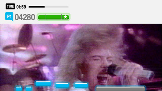 SingStar® 80's (Game Only) Screenshot 13