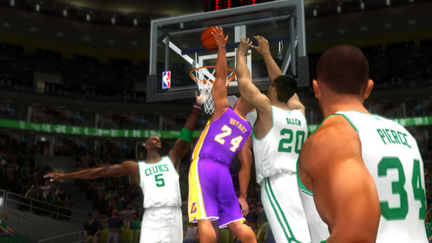NBA 09 The Inside Screenshot 1