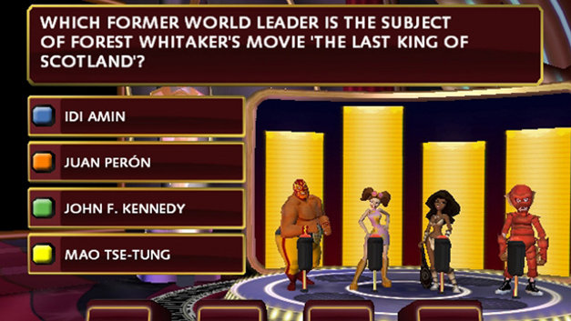 BUZZ!™ The Hollywood Quiz (Game Only)