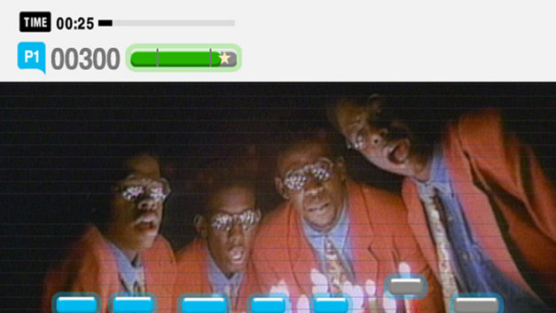 SingStar® 90's (Game Only) Screenshot 1