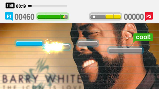 SingStar® Legends Screenshot 1