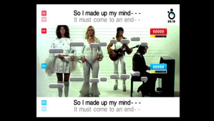 SingStar® ABBA® Screenshot 3