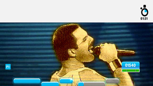 SingStar® Queen® Screenshot 1