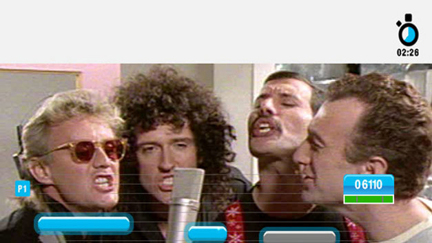 SingStar® Queen® Screenshot 4