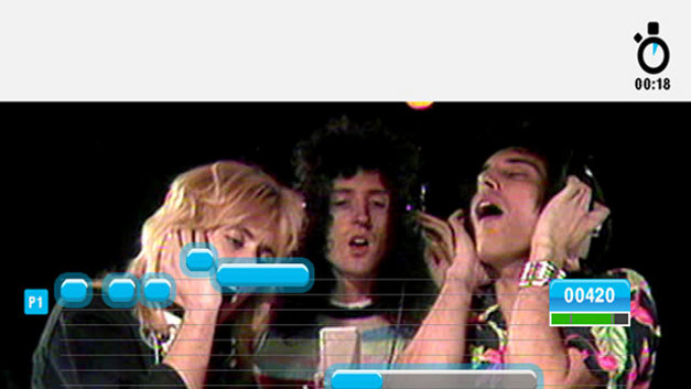 SingStar® Queen® Screenshot 10