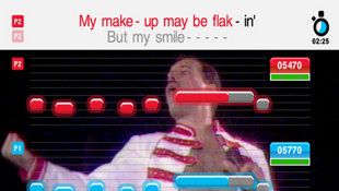 SingStar® Queen® Screenshot 12