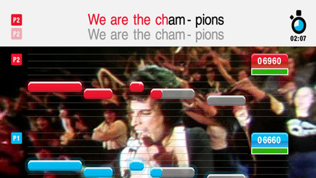 SingStar® Queen® Screenshot 7
