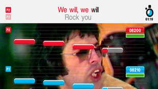 SingStar® Queen® Screenshot 9