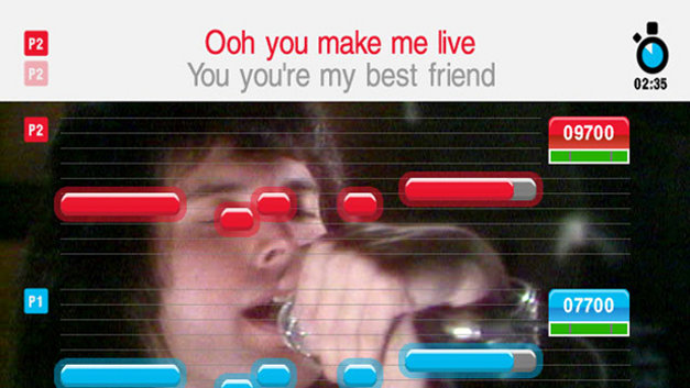 SingStar® Queen® Screenshot 13