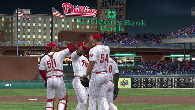 MLB® 09 The Show™ Screenshot 1