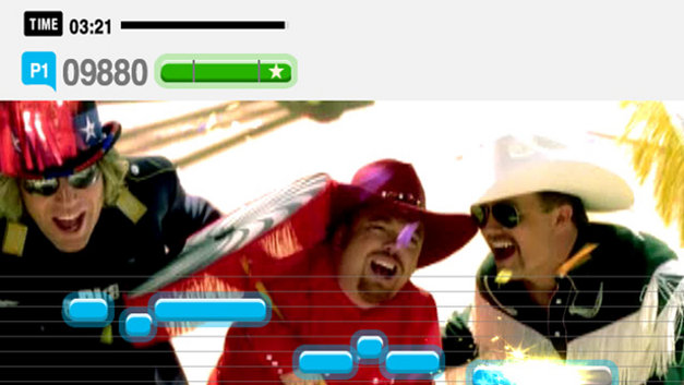 SingStar® Country Screenshot 1