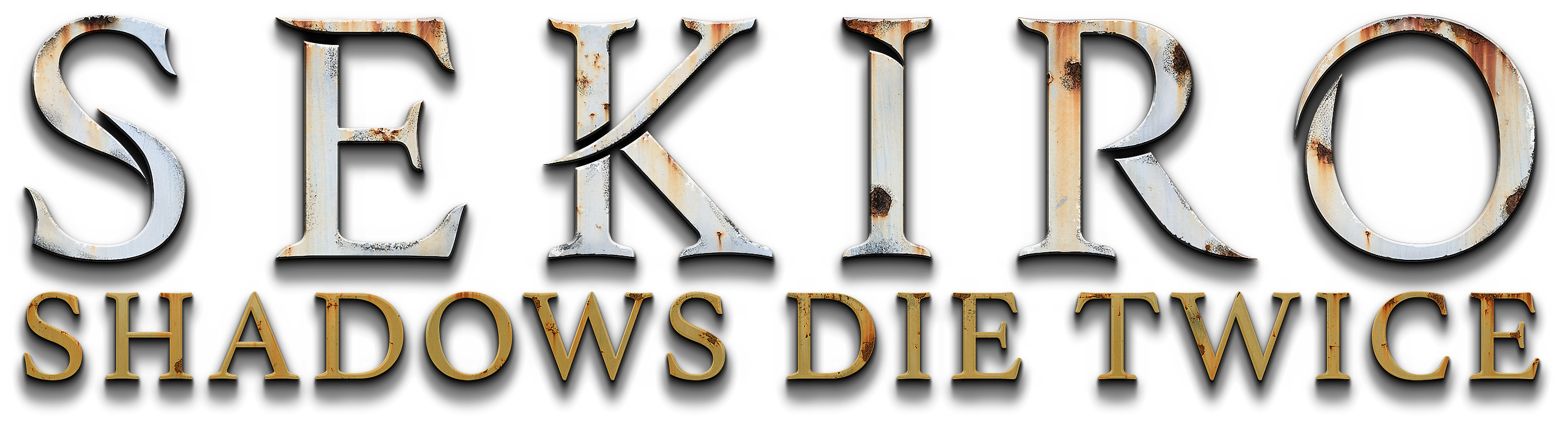 Sekiro Shadows Die Twice logo