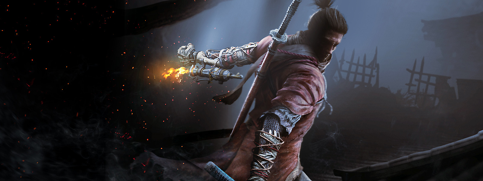 Sekiro Shadows Die Twice Hero Banner