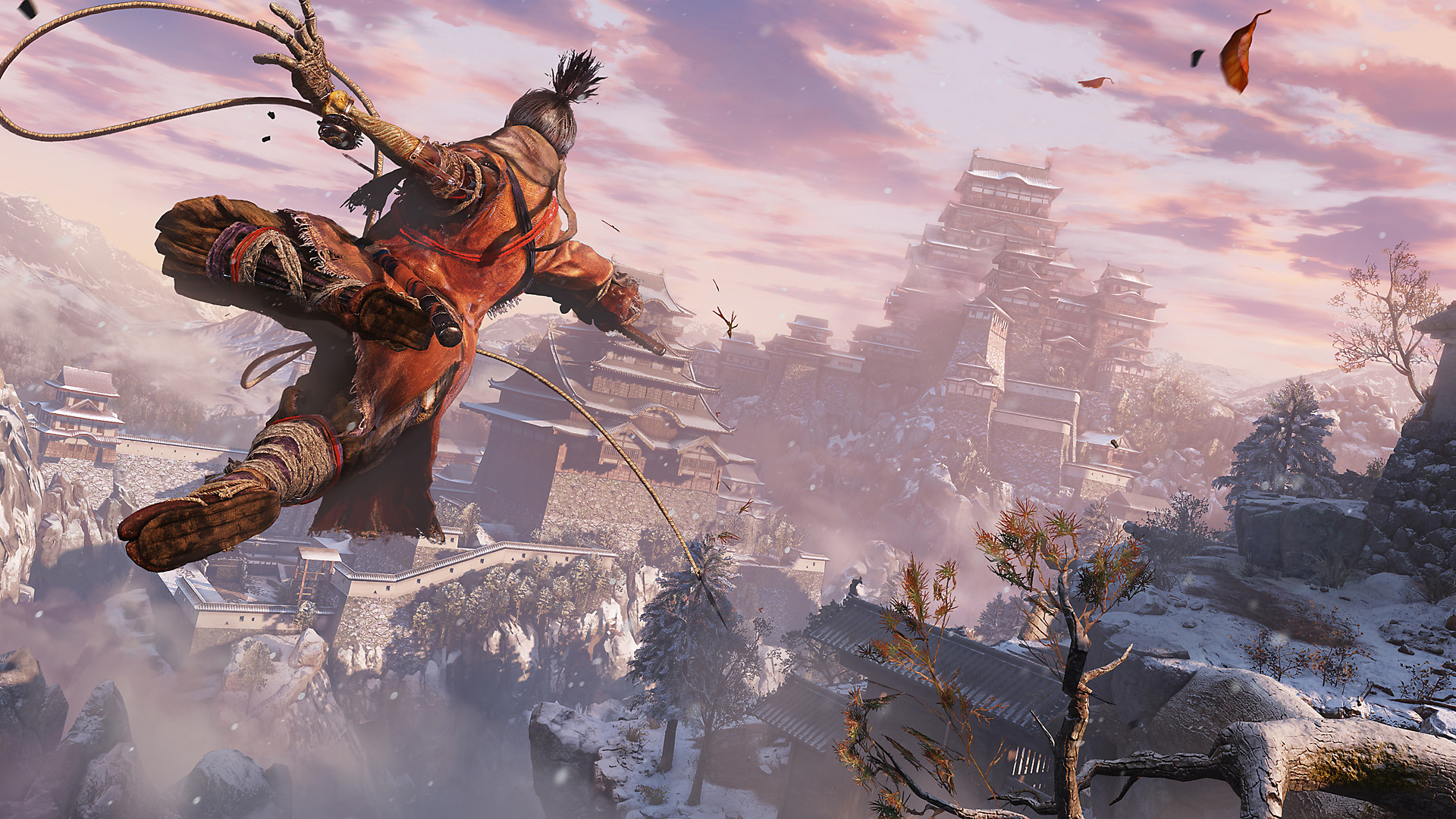 Sekiro: Shadows Die Twice Game Overview Screenshot