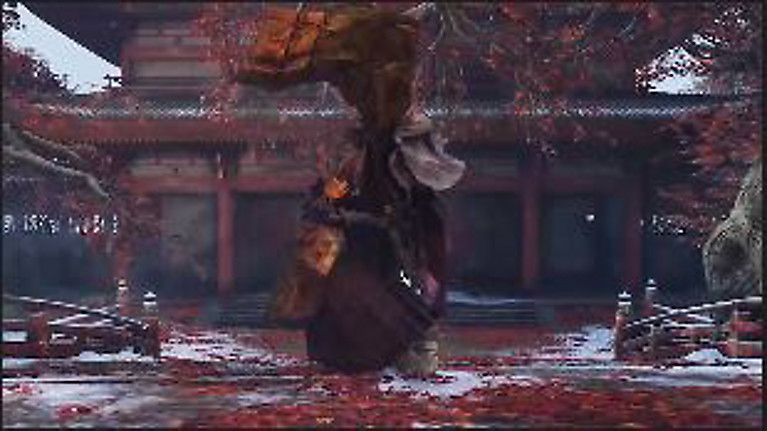 Sekiro Shadows Die Twice - Corrupted Monk Video
