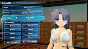 SENRAN KAGURA Peach Beach Splash Screenshot 5