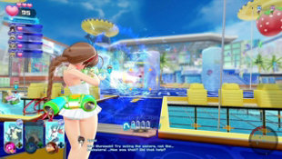 SENRAN KAGURA Peach Beach Splash Screenshot 8