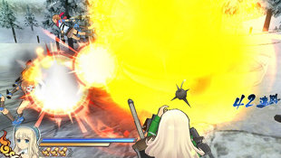 SENRAN KAGURA SHINOVI VERSUS Screenshot 5