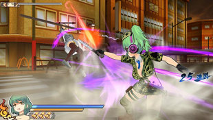 SENRAN KAGURA SHINOVI VERSUS Screenshot 6