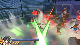SENRAN KAGURA SHINOVI VERSUS Screenshot 2