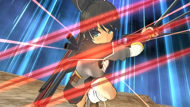 SENRAN KAGURA SHINOVI VERSUS Screenshot 10