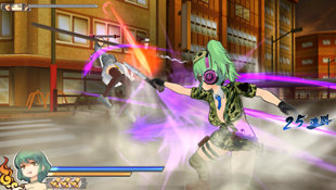 SENRAN KAGURA SHINOVI VERSUS Screenshot 9