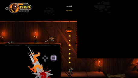 Shadow Blade: Reload Trailer Screenshot