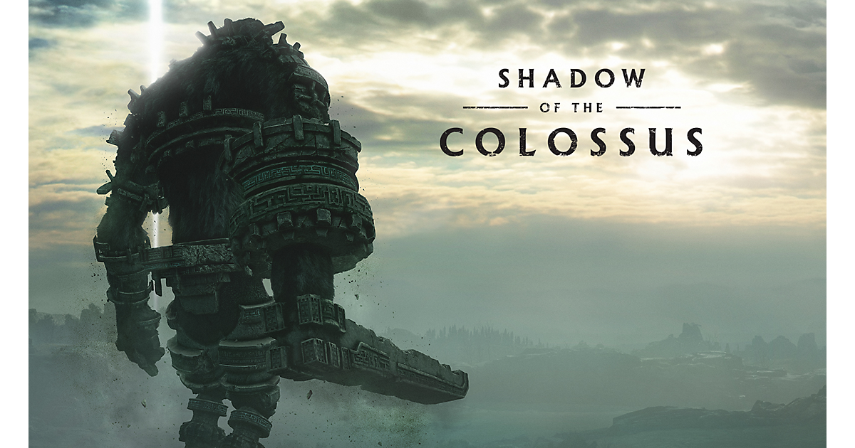 Shadow of the Colossus Game   PS4 - PlayStation