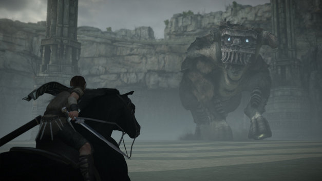 SHADOW OF THE COLOSSUS Screenshot 10