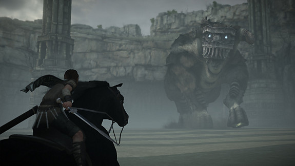 Shadow of the Colossus - Screenshot INDEX